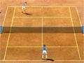 Jogo de tênis, divirta-se com uma partida de tênis, desafie e vença o seu adversário, mostre que você é um campeão.