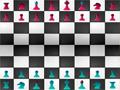 Jogo de Xadrez, desafie o computador nesta partida e mostre quem é o melhor jogador de xadrez, divirta-se com este game.