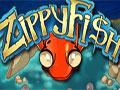 Zippy Fish - Guie o peixe em um mar repleto de perigos. Controle o Zippy para que ele sobreviver nesse mundo, recolha os alimentos dentro do tempo estipulado para adquirir uma medalha e assim prosseguir para uns dos 30 níveis.