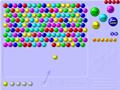 Bubble Shooter, Seu objetivo neste game é acertar todas as bolas nas cores correspondentes. Seja rápido neste jogo, pois as bolas estão caindo sem parar.