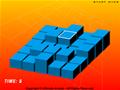 Eleve todos os 25 blocos tão rápido quanto você pode.