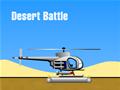 Destrua seus inimigos usando um helicóptero.