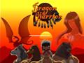 Faça com que o guerreiro indio chegue até o dragão para assim conseguir salvar sua aldeia, acabe com todos os inimigos que aparecer no caminho.