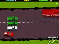 Veja a sensação de tentar dirigir um carro estando bêbado. Desvie de todos os outros veículos e se mantenha na pista!