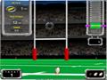 Tente acertar todas as bolas de rugby no alvo para vencer.