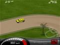 Corra com um Hummer nesse game de rally.