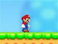 O Super Mario Bros est� de volta em mais uma de suas aventuras. Uma vers�o inspirada no Nintendo DS. e agora Feita Online em flash e ainda com novos n�veis.