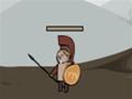 Enfrente um exército de ciclopes para ganhar sua vingança! Lembre-se de sempre usar seu escudo para se proteger ou morrerá rápido.