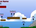 Acabe com seus inimigos ao estilo worms, onde cada jogador tem seu turno e deve usa-lo para enfraquecer seu oponente. Você também pode testar suas habilidades nos desafios (challenges)!