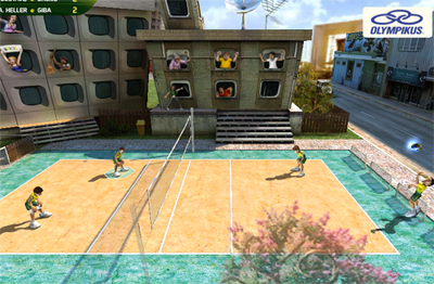 Jogos de V�lei: Super Volei Brasil